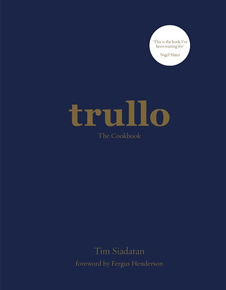 Trullo by Tim Siadatan
