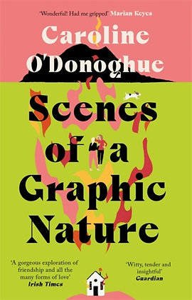 Scenes of a Graphic Nature by Caroline O'Donoghue