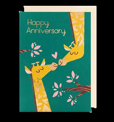 Happy Anniversary Giraffes