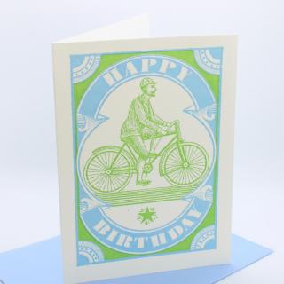 Happy Birthday Bicycle
