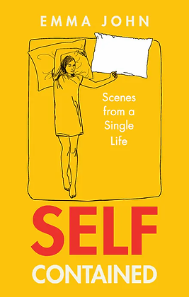 Launch Event: Self Contained: Emma John and Alex Clark: Ticket Only 6.30pm May 6