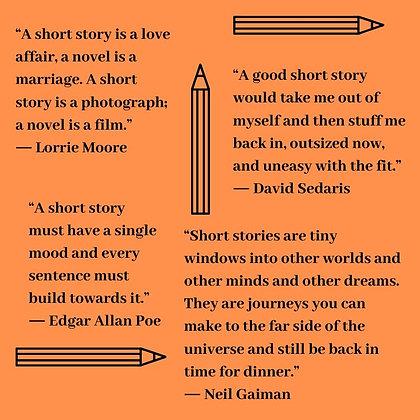 Autumn Short Fiction Readings: Friday 22 Nov 7pm FREE