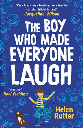 The Boy Who Made Everyone Laugh by Helen Rutter