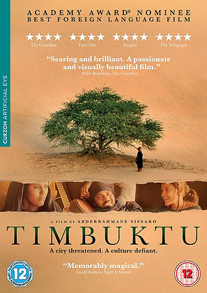 FRI FEB 24TH: TIMBUKTU