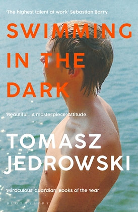 Wed June 30th Ink & Drink Book Club: Swimming In The Dark 6.30pm