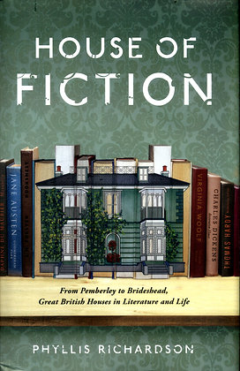 Thur Nov 16th: HOUSE OF FICTION with Phyllis Richardson 7pm