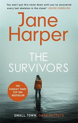 The Survivors byJane Harper
