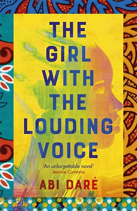 The Girl with the Louding Voice : by Abi Dare
