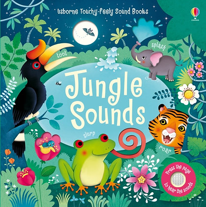 Jungle Sounds by Sam Taplin