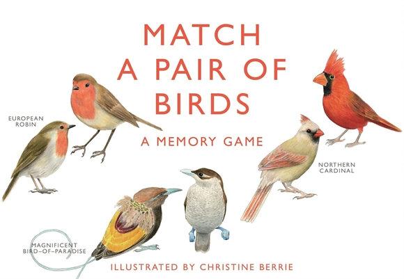 Match Birds: A Memory Game