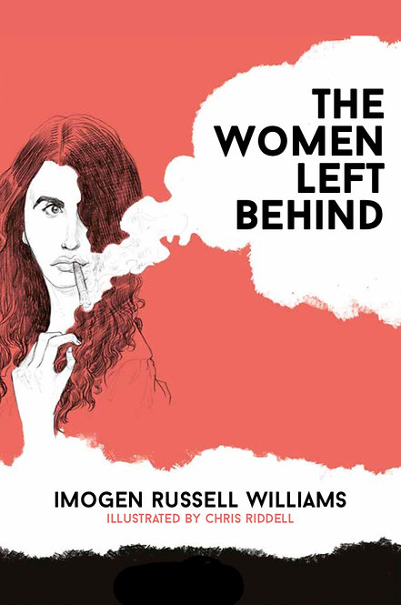 Thur Oct 3rd: Poetry Launch Party: The Women Left Behind 6.30- 8pm