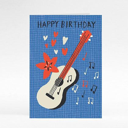 HappyBirthday Guitar