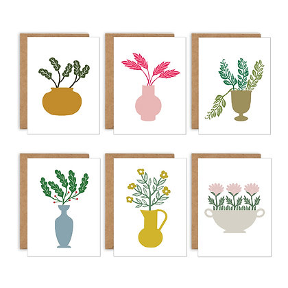Kiran Ravillious Cards Plants