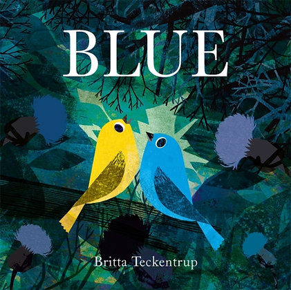 Blue by Britta Teckentrup