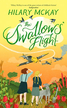 The Swallows' Flight by Hilary McKay