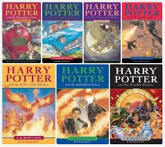 Harry Potter Books 1 - 7