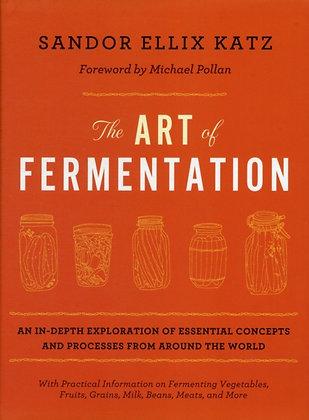 The Art of Fermentation bySandor Ellix Katz