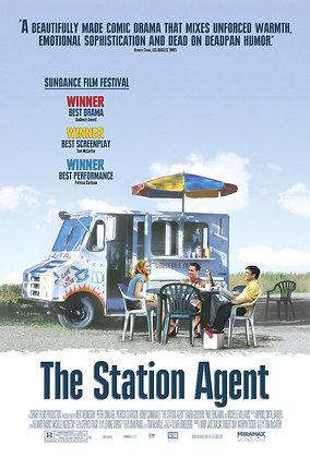 Fri Sept 14: THE STATION AGENT