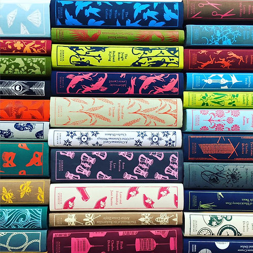 Quarterly Book Bundle: Penguin Clothbound Classics
