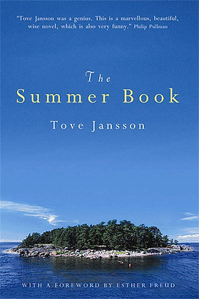 Wed Apr 1: Ink & Drink Book Club: THE SUMMER BOOK by Tove Jansson 7-8pm