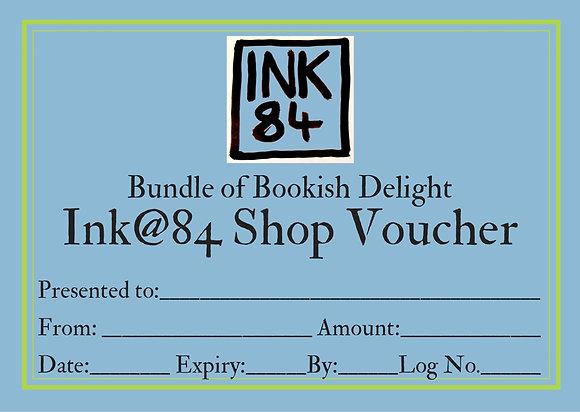 Ink@84 Shop Voucher