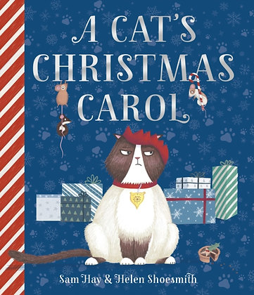 A Cat's Christmas Carol by Sam Hay & Helen Shoesmith