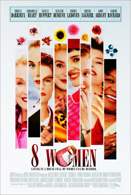 FRI FEB 23: 8 WOMEN