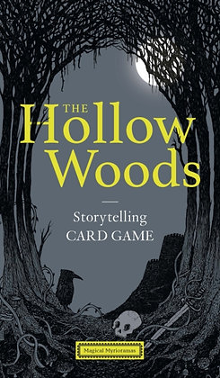 The Hollow Woods : Storytelling Card Game