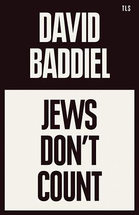 Jews Don't Count by David Baddiel