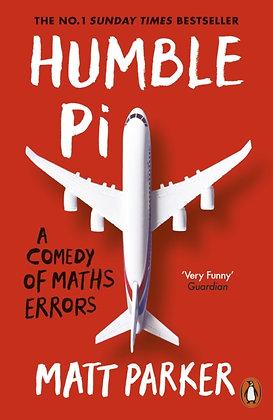 Humble Pi : A Comedy of Maths Errors by Matt Parker