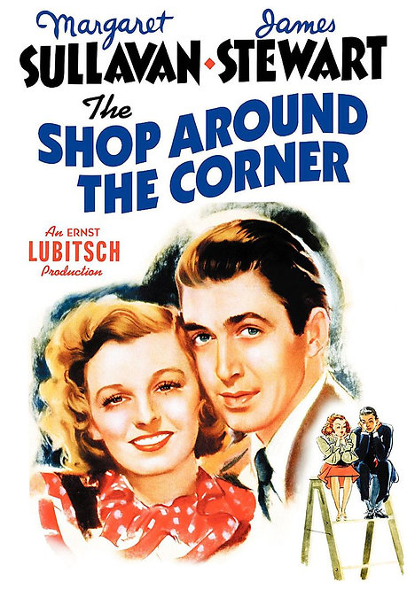 FRI DEC 1: THE SHOP AROUND THE CORNER