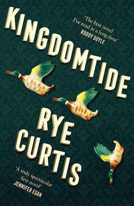 Kingdomtide by Rye Curtis