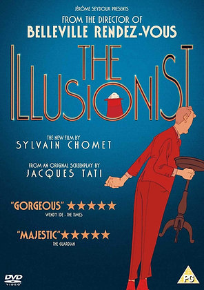 Fri Sept 28: THE ILLUSIONIST