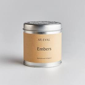 Embers Scented Tin Candle SHOP COLLECTION ONLY