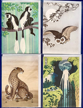 Turning Japanese Pack of 4 Cards