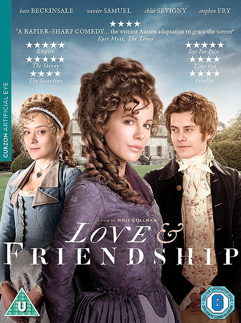FRI FEB 3RD: LOVE AND FRIENDSHIP