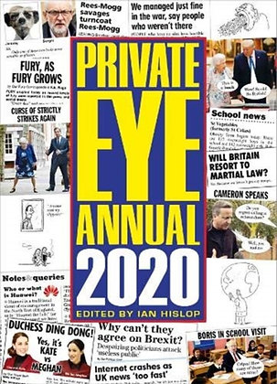 Private Eye Annual by Ian Hislop SHOP COLLECTION ONLY