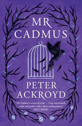 Mr Cadmus by Peter Akroyd