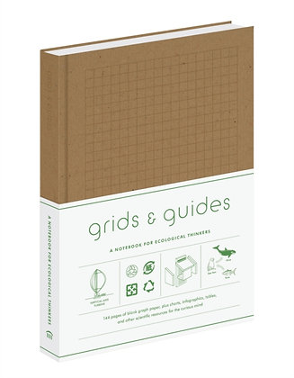 Grids & Guides Eco : A Notebook for Ecological Thinkers