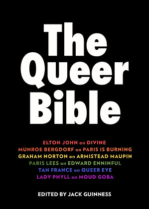 The Queer Bible edited by Jack Guinness