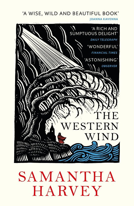 Wed May 1st: Ink & Drink Book Club: The Western Wind 7pm FREE