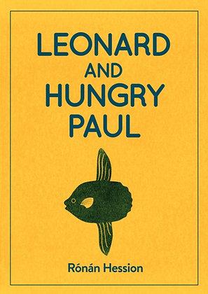 Leonard and Hungry Paul by Ronan Hessian