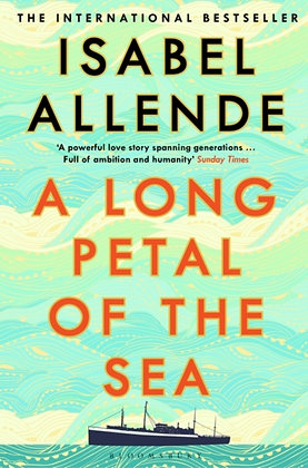 A Long Petal of the Sea by Isabel Allende