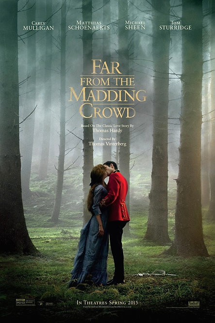 May 5: FAR FROM THE MADDING CROWD