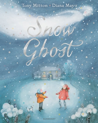 Snow Ghost : The Most Heartwarming Picture Book of the Year by Tony Mitton