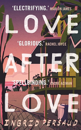Love After Love by Ingrid P