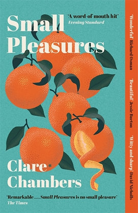 Small Pleasures by Clare Chambers