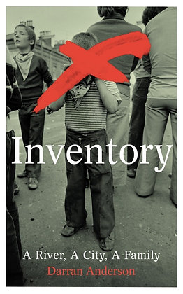 Thur Feb 13th: Launch Party: INVENTORY 6.30- 8pm