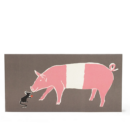 Pig and Mouse