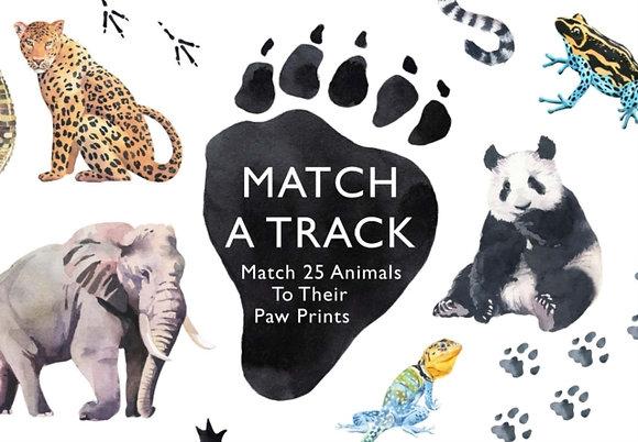 Match A Track